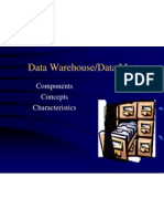 Dataware House and Data Mart