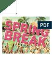 Spring Break 2013 Presentation Punta