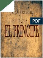 33718218 Maquiavelo El Principe