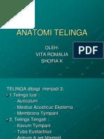 ANATOMI TELINGA