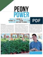 Peony Power