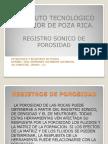Expo de Petro-sonic Porosidad