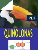 QUINOLONAS PARA ENFERMERÍA