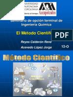 Seminario - METODO CIENTIFICO