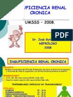 Insuficiencia Renal Cronica.