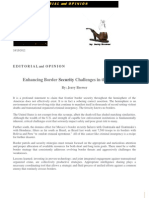 Enhancing Border Security Challenges in the Americas