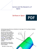 Quadric Surfaces