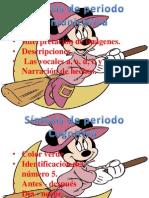 Sintesis de Periodo Cuarto Periodo Parvulos