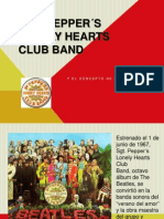 Sgt Pepper´s lonely hearts club band y el tema de la infancia de Los Beatles