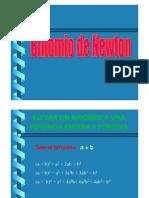 Binomio de Newton2
