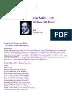 Play Script