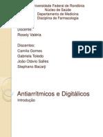 Antiarritmicos 2012-UNIR
