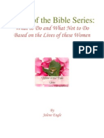 Wives of the Bible Series