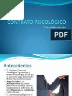 CONTRATO PSICOLÓGICO