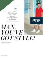 Man, You've got Style!