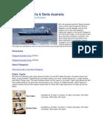 Motor Vessels Via & Stella Australis