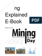 Mining Explained E-Book