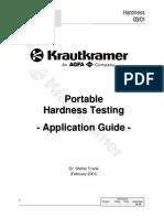 Hardness App Guide