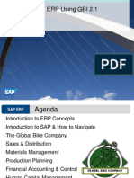 13th July Introduction to ERP and SAP