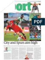 The Guardian Sport Saturday 01.09.2012