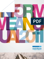santalucía seguros - Informe de actividad 2011