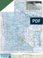 Minnesota Aeronautical Map (2011)