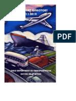 Ohio Airports Directory (2012)
