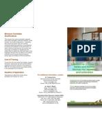 Women Leadership Course 2012 (brochure)