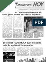 Tomares Hoy Abril 2007