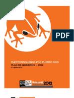 Plataforma PPR 2012