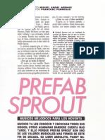 Entrevista a Paddy McAloon en la revista Man (Diciembre 1988)