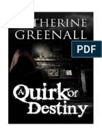 A Quirk of Destiny by Catherine Greenall