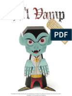 38782986 Make Lil Vamp From Papertoy Monsters