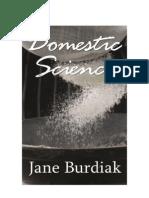 Domestic Science by Jane Burdiak