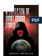 A Collection Of Short Horror Stories by Joseph Inzirillo