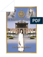 A Matter Of Survival by Lily Monadjemi