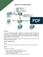 Configurar Controladores y Puntos de Acceso Con VLANs