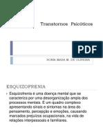 Transtornos Esquizofrênicos