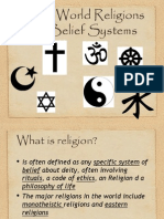 World Religion PPT 10-3