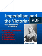 Imperialism in Victorian Era