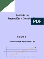 AUS Regresion y Correlacion