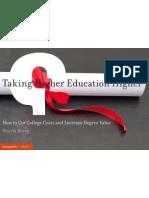 Taking Higher Education Higher