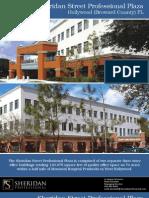 Sheridan Street Professional Plaza Hollywood (Broward Country) FL