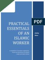 Essentials of an Islamic Worker