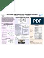 Dual-output Alternator Poster