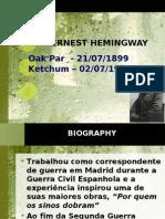 Aula9 Hemingway