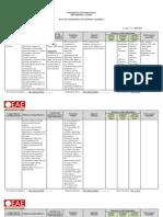 Assessment Plan- Comparative Literature (2012-2013)