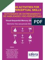 Actividades Entrenamiento Habilidades Viso-Perceptivas