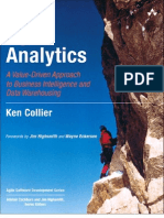 Agile Analytics - A Value-Driven Appr. to BI and Data Warehousing - K. Collier (Pearson, 2012) BBS