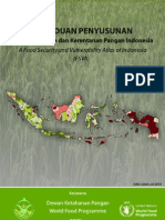 Panduan Penyusunan FSVA2009 DKP-WFP July10